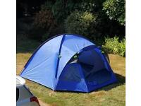 Eurohike 4 man tent double skinned. Used once excellent condition like new