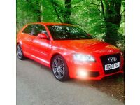 *REDUCED FURTHER* NO OFFERS RARE AUDI A3 2.0 TURBO PETROL SPECIAL EDITION/BLACK EDITION