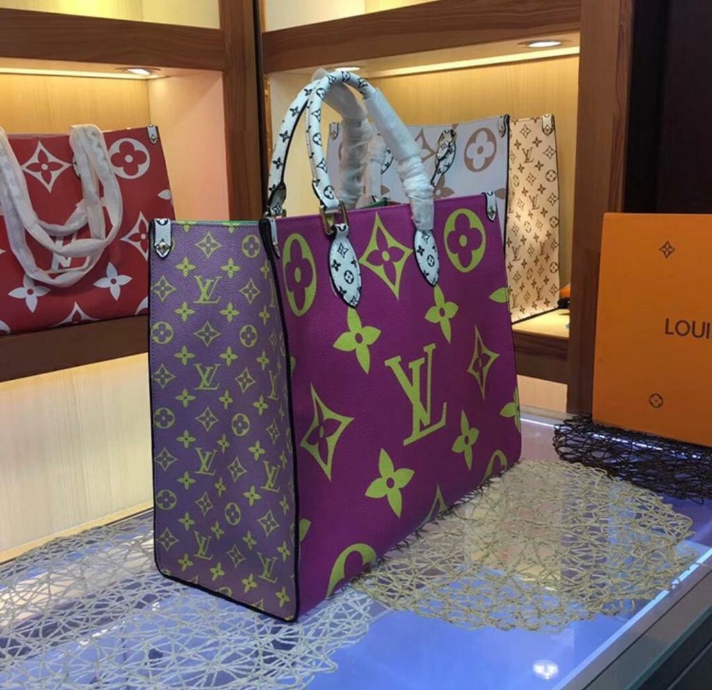 15037e3bc25b New LV replica bag 2019 on the Go LV extreme quality