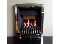 Valor Bolero 3.5 KW Inset Gas Fire (Pale Gold)