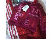 Kenzo age 6 jumper brand new !!
