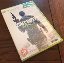 Call of Duty MW3 (sealed) for Xbox 360