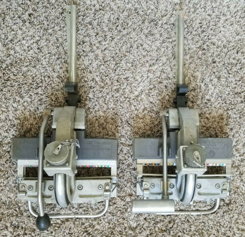 Western Electric 890A Cutter Presser Tool Lot of (2)