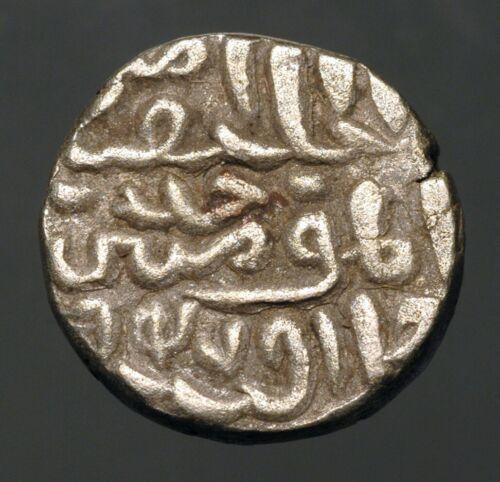 I17-60    Juanpur Sultans Billon (Silver) Tanka, AH 847 = 1443/44 AD