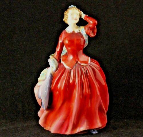 Royal Doulton Blithe Morning  Figurine HN 2065  Vintage Retired