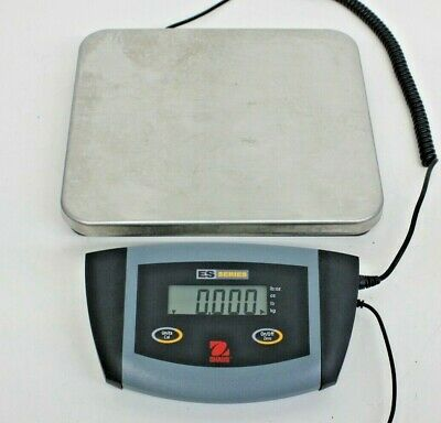 Ohaus Es6r Bench Scale 6 Kg Capacity 0.002 Kg Readability