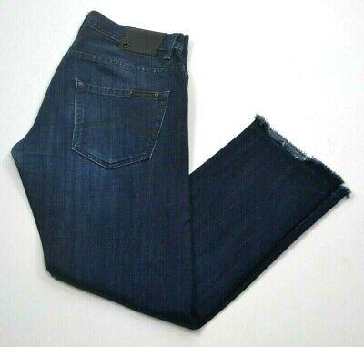 ARMANI EXCHANGE Men's J127 Five Pocket Jeans SIZE 30 SHORT Dark Wash Armani Five Pocket Jeans