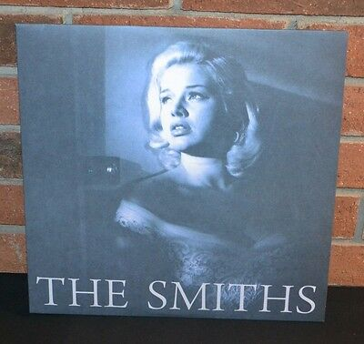 THE SMITHS - Unreleased Demos Instrumentals, Limited 2LP BLUE COLORED VINYL New!