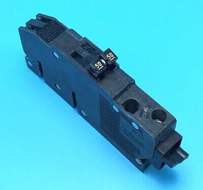 Circuit Breaker Zinsco 50 Amp 2 Pole 120240v Rc38-50 Slim 34