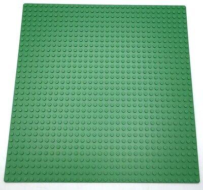 LEGO NEW GENUINE GREEN 32 X 32 STUD 10 X 10 INCH BASEPLATE PLATFORM PLATE