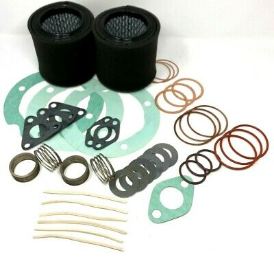 Leroi Dresser Model 990a Air Compressor Parts Head Overhaul Kit Two Stage