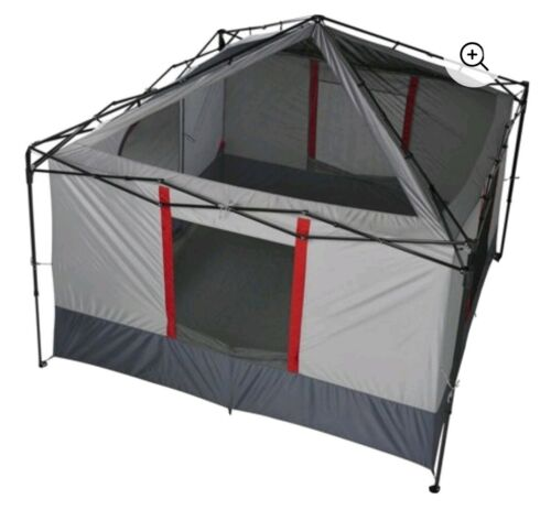 6-Person Instant Tent Outdoor Cabin Waterproof Family Dome P