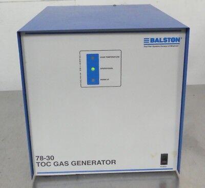 R152256 Balston Toc 78-30 Gas Generator