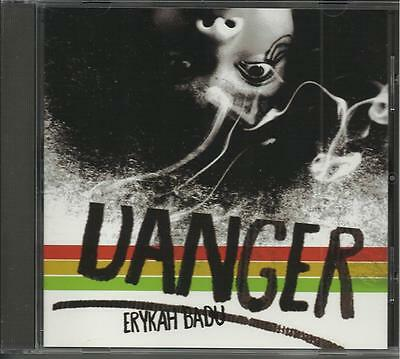 Erykah Badu Danger W  Rare Mixes   Instrumental Dj Promo Cd Single 2003