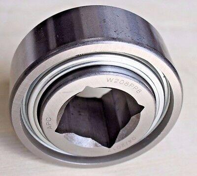 Premium W208pp8 Agri Disc Harrow Bearing 1-18 Square Bore Dc208tt8 6as09-1.18