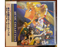 Sailor Moon ANIME SOUNDTRACK CD Sailor Moon S MUSIC COLLECTION Sealed Box