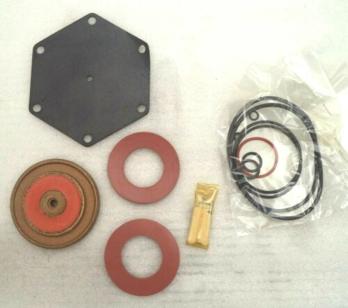 Watts Series 909 1-1/4/1-1/2/2inch Complete Valve Rubber Parts Kit#53 p/n 881322