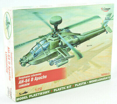 1//72 Crew for AH-64 Apache PJ Production resin