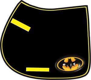 Tapis De Selle Batman Plusieurs Tailles Fabrique En France Id E Cadeau Ebay