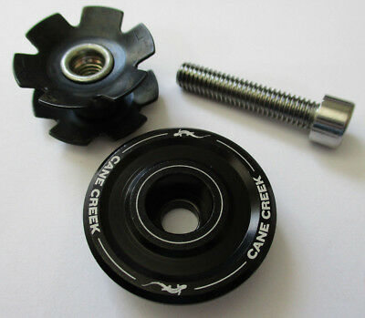 1b83a6bc34a New Cane Creek Star Nut Headset Top Cap Compression Plug 1 1 8