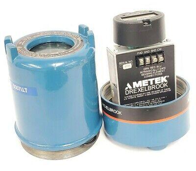 Ametek Drexelbrook Transmitter Assy 408-8200 Level Control 370-4000 Loop Meter