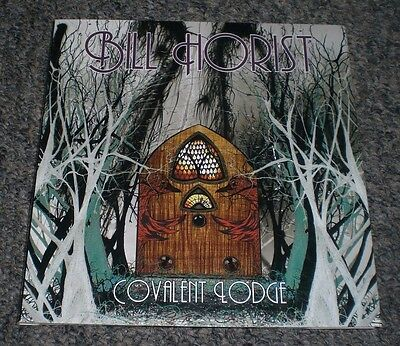Covalent Lodge Bill Horist 2010 Acoustic Ethereal Cd Record Label Info Insert