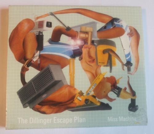 The Dillinger Escape Plan - Miss Machine  2004 Slipcase