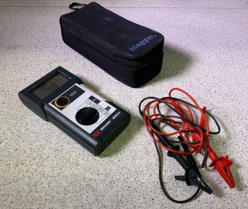 Megger BM223 Portable Digital Electrical Insulation Continuity