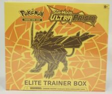 Pokemon TCG Sun & Moon Ultra Prism Necrozma-Dusk Mane Elite Trainer Box NEW