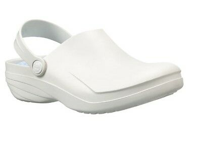 Timberland Caregiver Slip On Clog Shoe Sz. 5/5.5 Renova 65686 Pro Series -