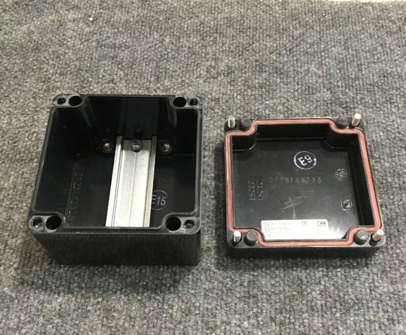 NEW BOX ENCLOSURE OUTDOORS PTB01ATEX1061U 458504-000 TTSIM ENC 4X4