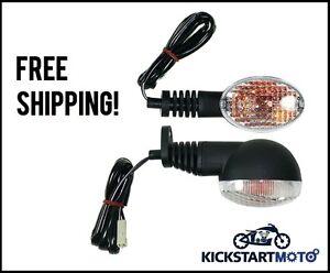 For Kawasaki EX250 Ninja 250R KLX250 Indicator Front Right or Rear Left Blinker