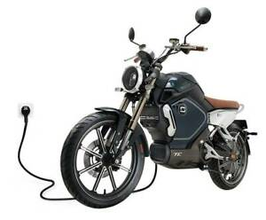 Super Soco TC Cafe Racer - All Electric Motorcycle Subiaco Subiaco Area Preview