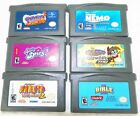 Gameboy Advance Game Lot