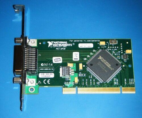 NI PCI-GPIB, GPIB Controller, 188513C-01, National Instruments *Tested*