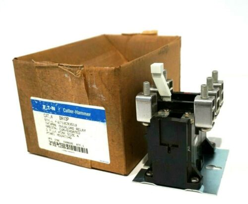 NEW EATON CUTLER HAMMER BA43P THERMAL OVERLOAD RELAY SIZE4