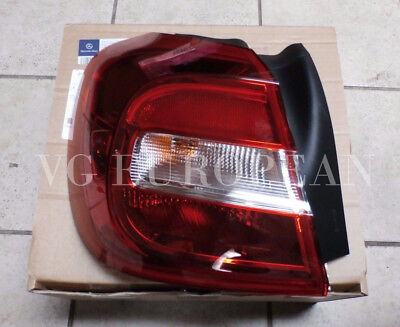 Mercedes-Benz GLA-Class Genuine Left Taillight Rear Lamp NEW GLA250 GLA45 AMG