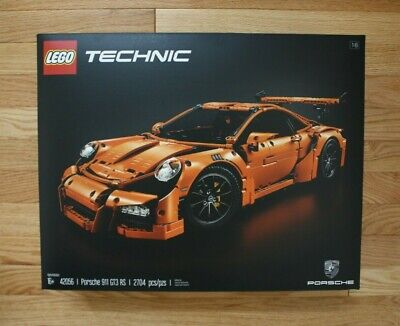 LEGO Technic 42056 Porsche 911 GT3 RS New in sealed box