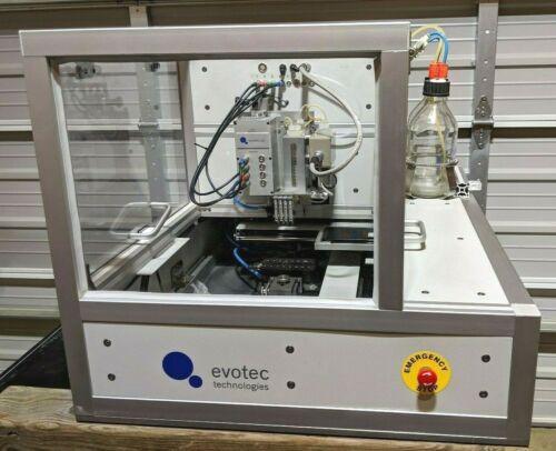 Evotec Technologies MONA Nanoliter Piezo Pipette Liquid Handler Pipetting Device