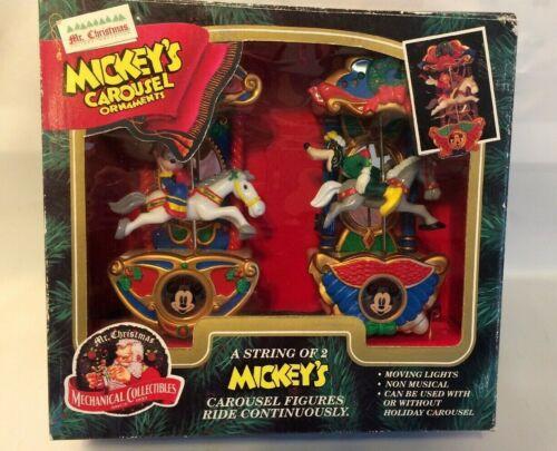 Vtg Mr.Christmas Mickey