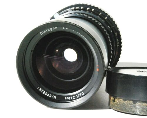 Hasselblad Carl Zeiss T* Distagon C 50mm f/4 Lens from Japan  Medium Format Lens