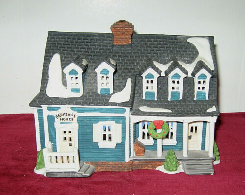Department 56 Heritage Collection New England Village - Berkshire House #5942-0