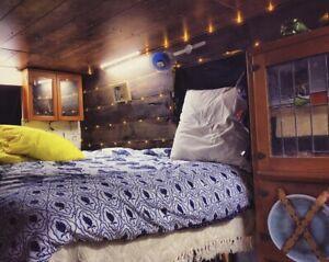 Stealth Truck Camper Motorhome