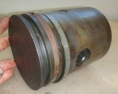 4-12 Piston For A 3hp Fairbanks Morse Z Fm Gas Engine Hit And Miss Old Motor