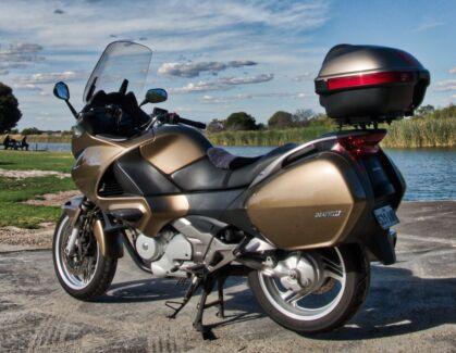 Honda NT700 Deauville Motorcycle