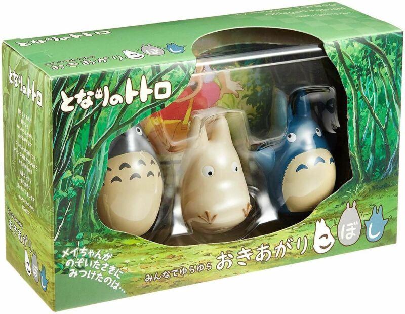My Neighbor Totoro Tilting Figure Collection Gift Set