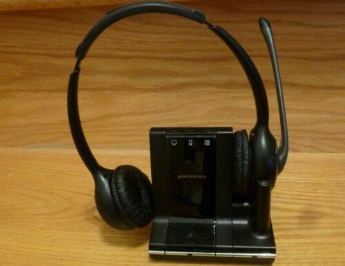 Plantronics Savi Office W720 Wireless Headset System
