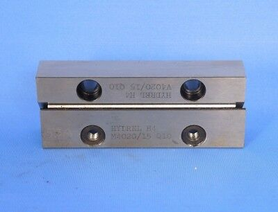 Ina V402015 M402015 V-groove Linear Guide Bearing Set 40 Mm X 20 Mm X 100 Mm