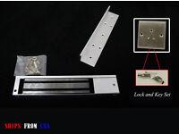 EM Lock Power controller Box Remote Access Kit C: 380 Kg 800 lbs Remote