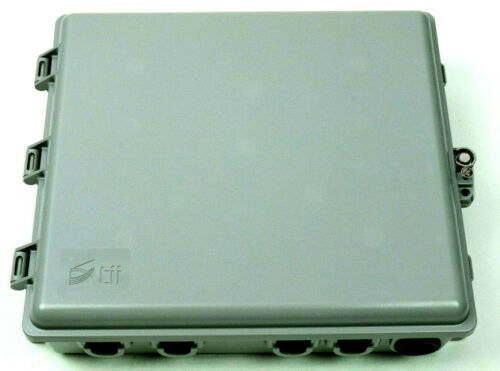 Tii Technologies Outdoor Optical Network Terminal OD-ONT-ENC Gray Enclosure